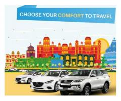 Affordable Taxi & Cab Service in Jaipur at Padharo