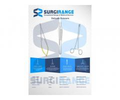 surgirange surgical instruments and equipment supplies