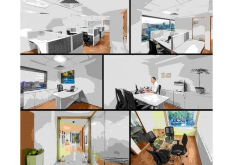 STAY PRIVATE, PRODUCTIVE & PROTECTIVE at Golden Square's Serviced Private Office Space