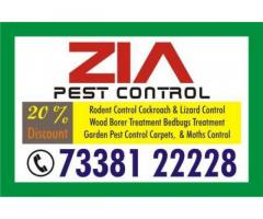 Sanitization Pest Services | 1211 | 7338122228