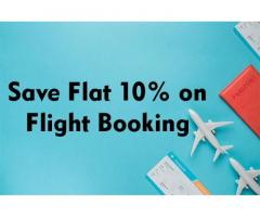 Big Savings on First Flight Booking
