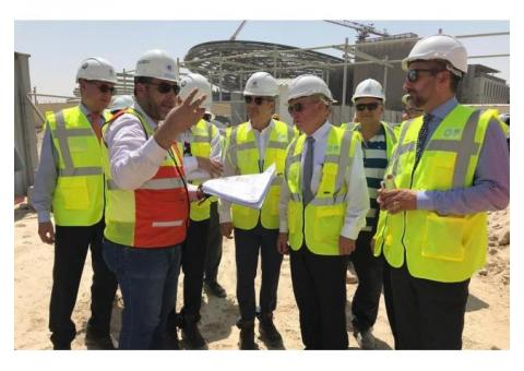 Construction workers and Engineers Workers Needed