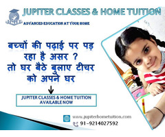 JUPITER HOME TUITION, JAIPUR