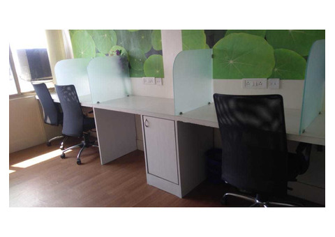10-20 seater office options available at ease with Golden Square – Vittal Mallya Road near UB City