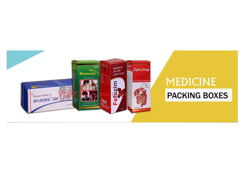 Medicine Boxes | Paper Box India | Boxes Printing | Medical Boxes | Printing Services