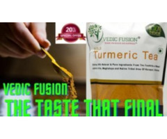 100% Natural Turmeric Tea