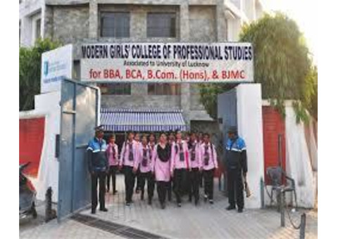 Modern Girls Degree College | Best College in Lucknow | MGCLKO