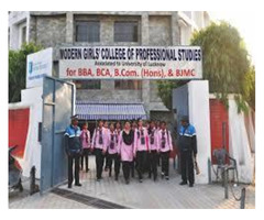 Modern Girls Degree College | Best College in Lucknow | MGCL...