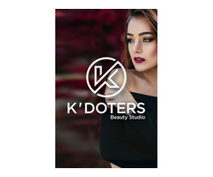 Best Hair Coloring Services in Udaipur KDoters
