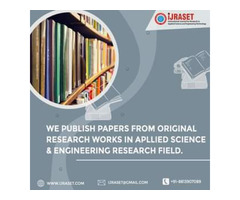 International Journal for Research in Applied Science and En...