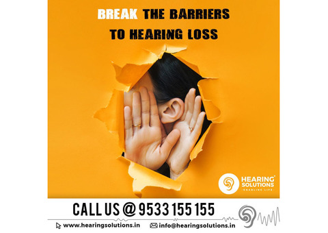 Hearing clinic in Benz circle | Ear Clinc in Benz circle