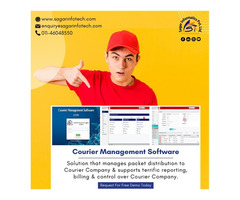 Courier Tracking Software, Courier Software