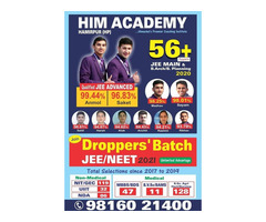 JEE Coaching Institutes in Himachal Pradesh