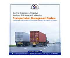 Transport Management Software, Transport Management Solution