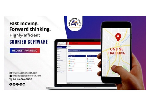 Courier Management Software, Courier Software Demo