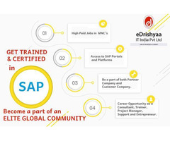 Edrishyaa SAp authorised academy partner in coimbatore