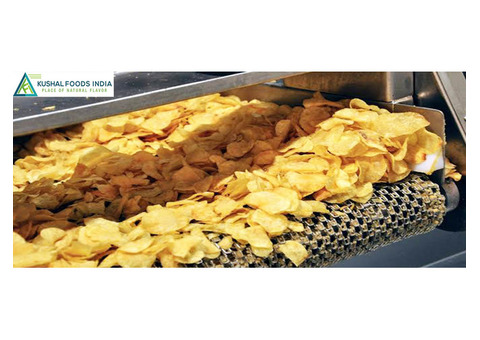 Potato Chips Manufacturers in Bangalore | Chips Manufacturers Bangalore