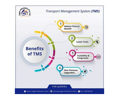 Transport Management Solution, Transport Management System