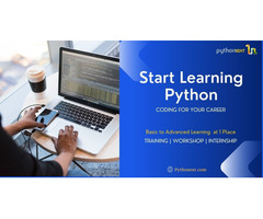 Advanced Python Programming Training in Delhi