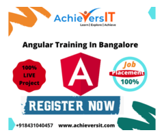 Best Place To Learn Angular..AchieversIT is one of the top i...
