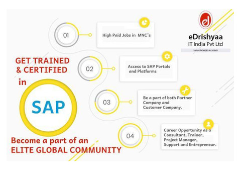 Move to SAP, SAP Moves you in MNC job