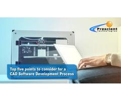 Five Points to consider for a CAD Software Development Proce...