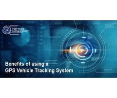 Benefits of Vehicle Tracking System | iNetra.ai