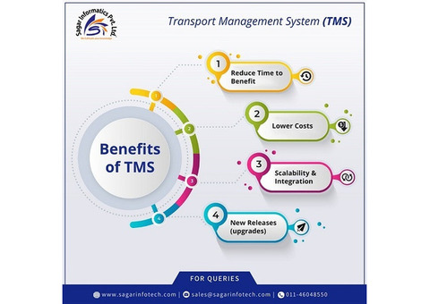 Best Transport Management Software in India, Transport Management Solution