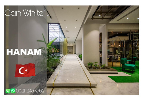 Can White Marble